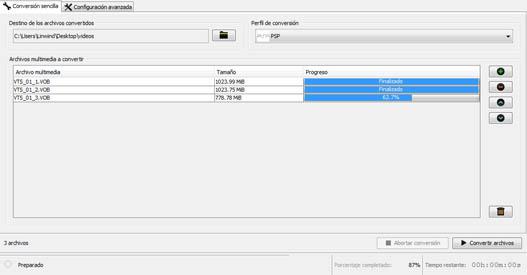 Yakito, un conversor multimedia gratuito y libre