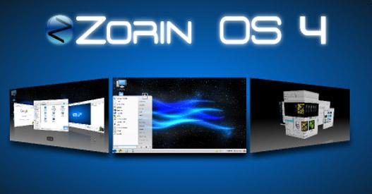 Zorin OS 4