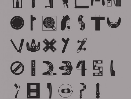 Por fín un abecedario para los gamers