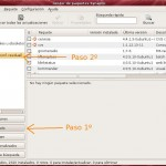 Libera espacio del disco duro de Ubuntu