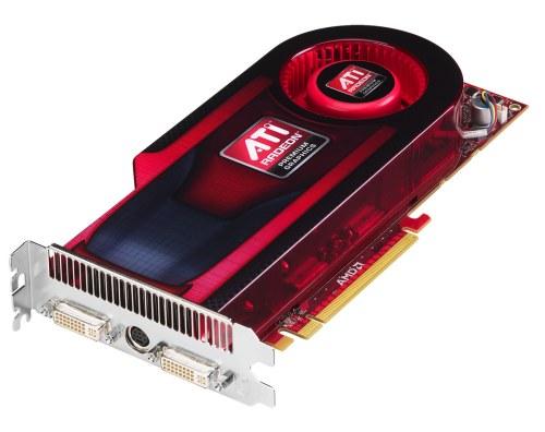 ATi HD Radeon 4890 oficialmente.