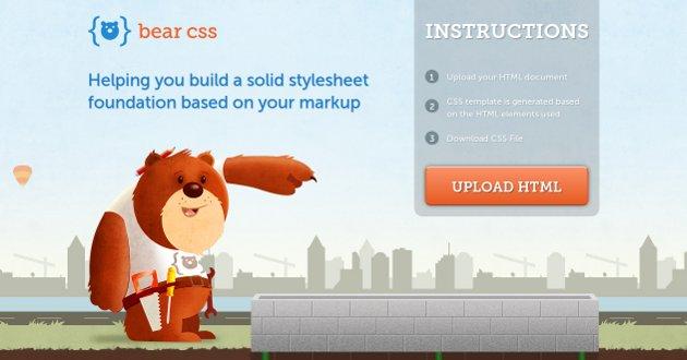Generar CSS automaticamente