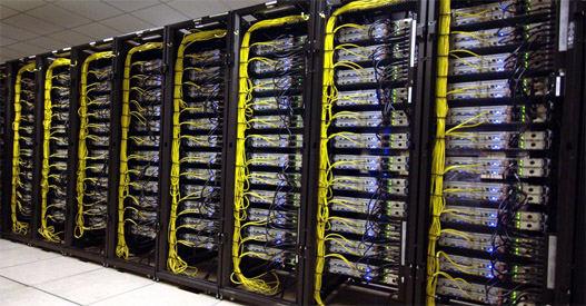 Cableado rack