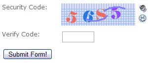 Captcha para formulario Open Source