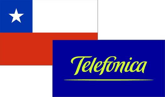 chile telefónica