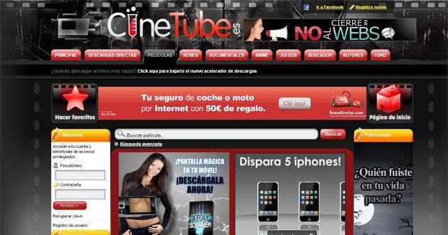 Cinetube