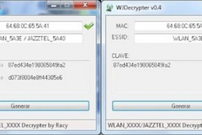 claves Wifi WPA