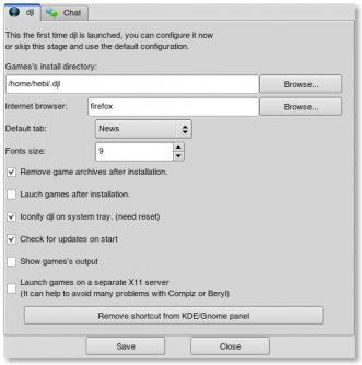 Djl Instalar facilmente juegos en GNU/Linux