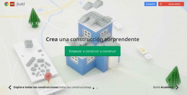 construir con lego