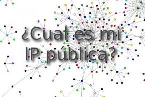 Cual es mi IP publica
