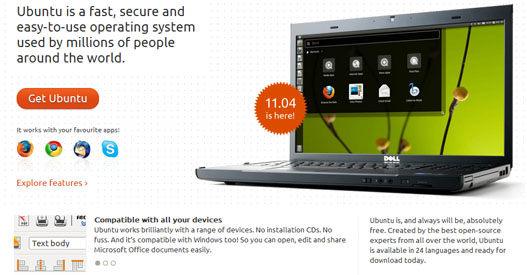 descargar Ubuntu 11.04 Natty Narwhal