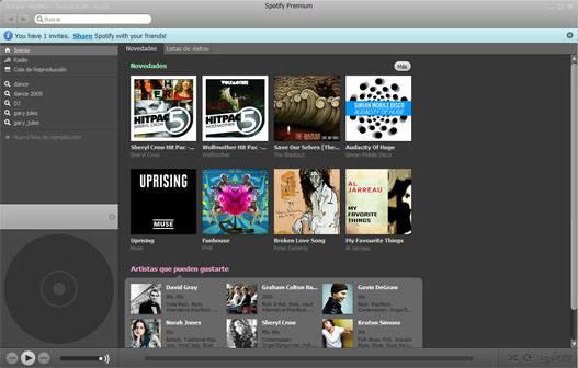 Descargar Spotify Portable