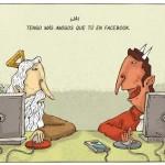 Popularidad en Facebook.