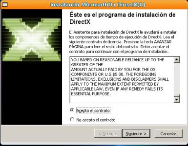 directx wine ubuntu