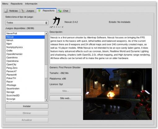 Djl Instalar fácilmente juegos en GNU/Linux