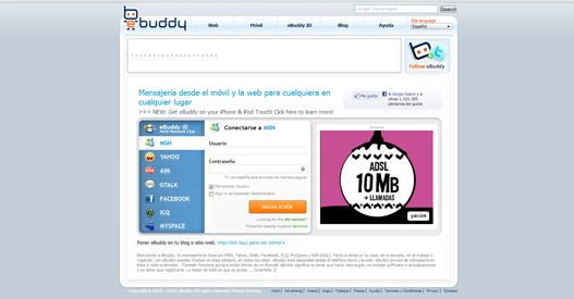 ebuddy msn messenger