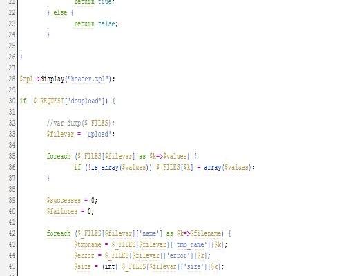 Editar código en línea