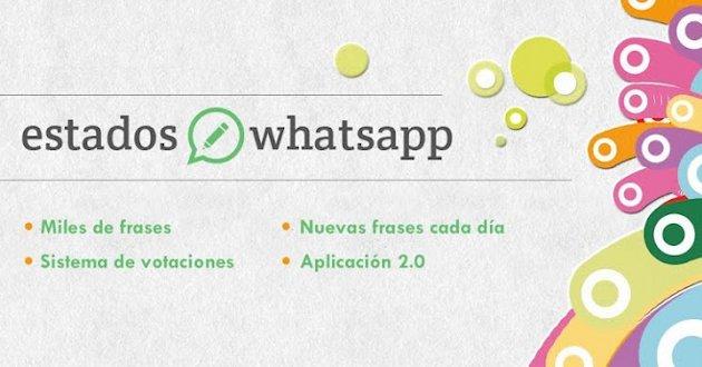 Frases y estados WhatsApp