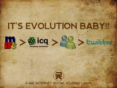 Evolución de la sociedad en Internet