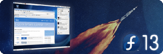 Disponible Fedora 13