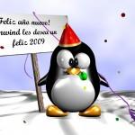Linwind les desea un Feliz 2009