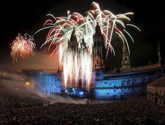 Fiestas de Santiago de Compostela – Fiestas del Apóstol 2009