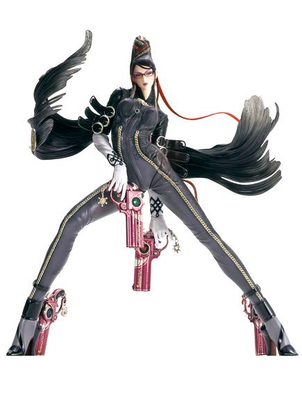 figura Bayonetta
