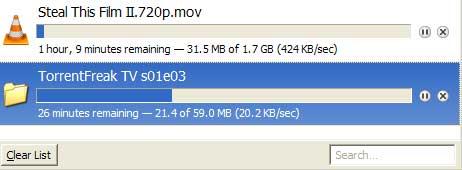 Descarga torrent desde Firefox