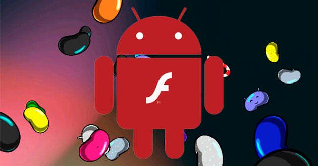 flash para android