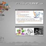 FlashPaint – Muestra como pintas.