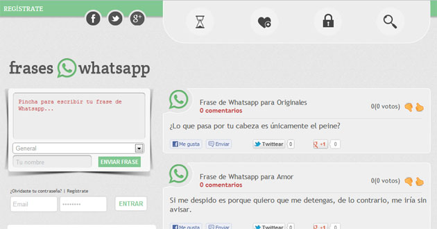 Frases y Estados para WhatsApp - YouTube