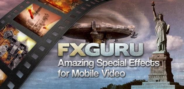 fxguru editor de video