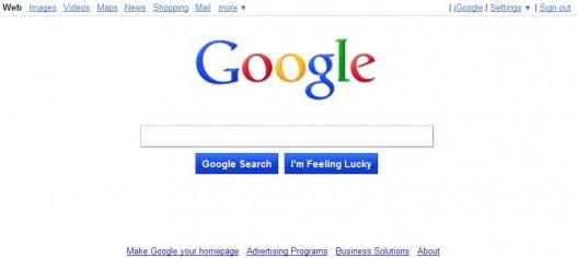 La calidad de búsqueda de Google