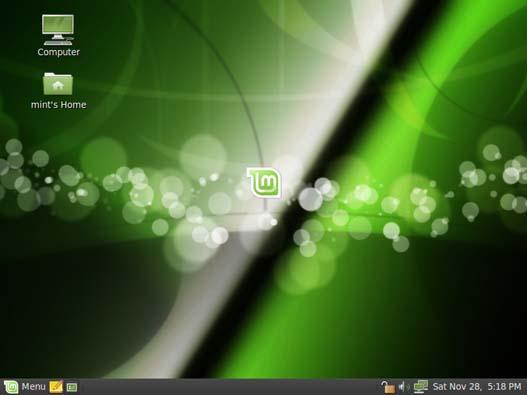 Linux Mint 8 'Helena'