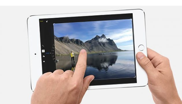 iPad Mini 5 Rumores