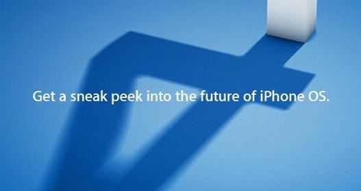 Presentación de iPhone OS 4