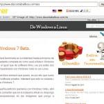 Comprueba tu página en diferentes versiones de Internet Explorer