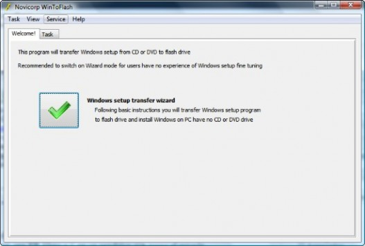 instalar Windows memoria USB