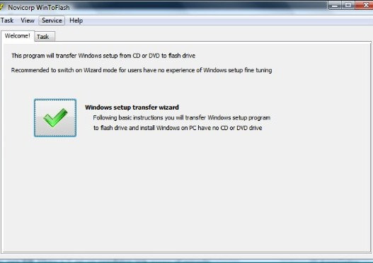 Instalar Windows XP o Vista desde memoria USB