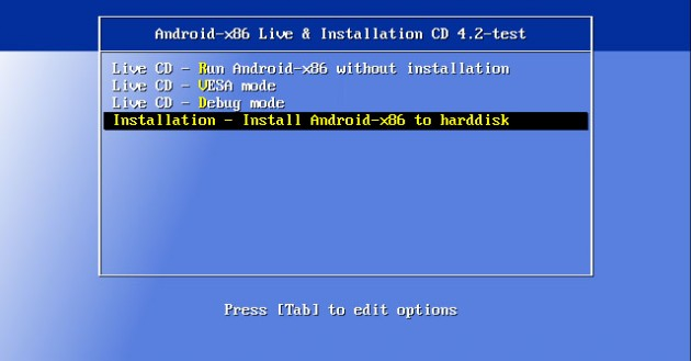instalar android PC