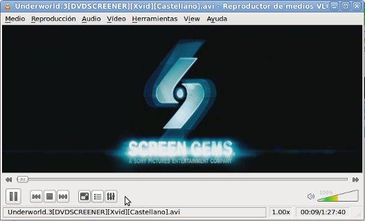 Instalar y descargar VLC 1.0
