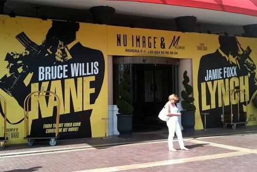 La película de Kane & Lynch estará en Cannes
