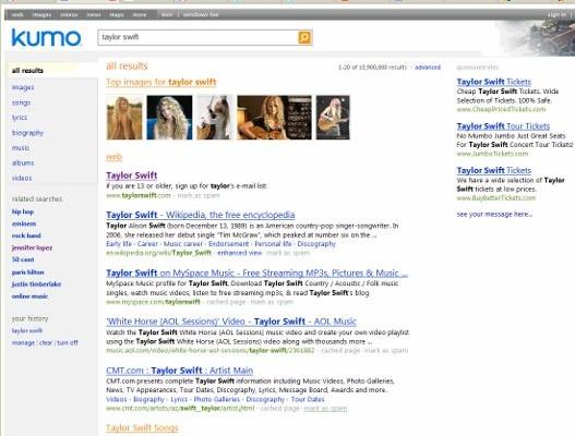 Kumo, el nuevo intento de buscador de Microsoft