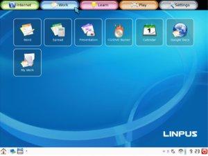 Linpus Linux Lite