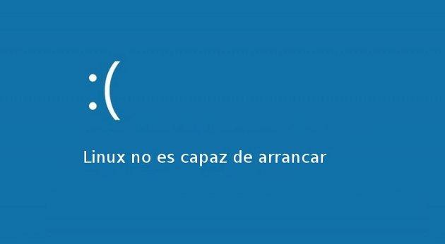 linux arranque