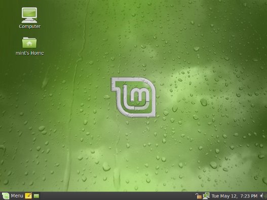 Linux Mint 7 'Gloria'
