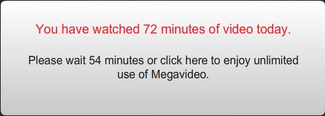 megavideo 72 minutos