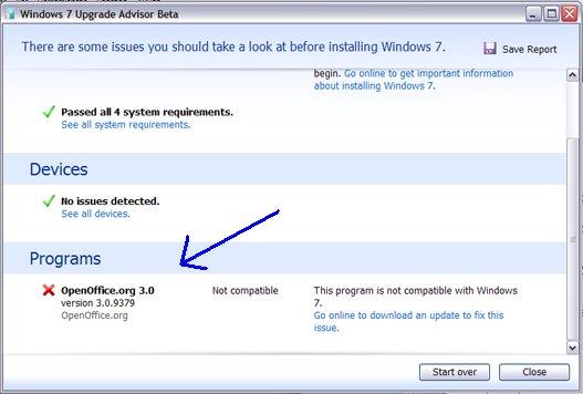 Microsoft juega sucio con OpenOffice.
