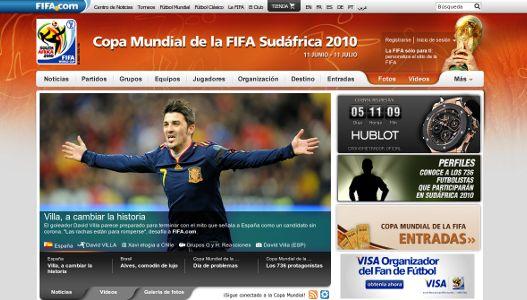 Seguir y ver el Mundial de Sudáfrica 2010 online