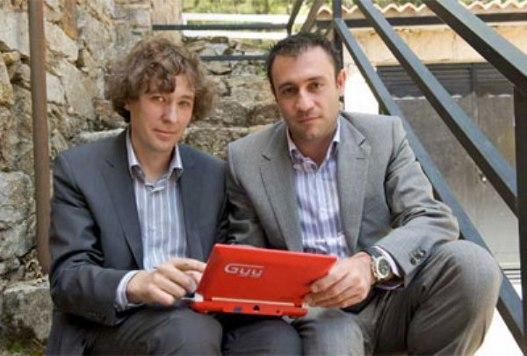 GYY de IUnika un netbook solar, ecológico y con software libre por 130 euros